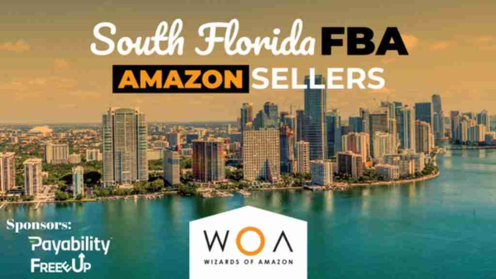 South Florida FBA - Amazon Sellers