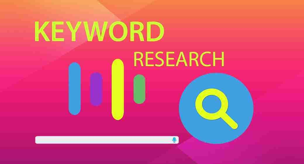keyword research for amazon products