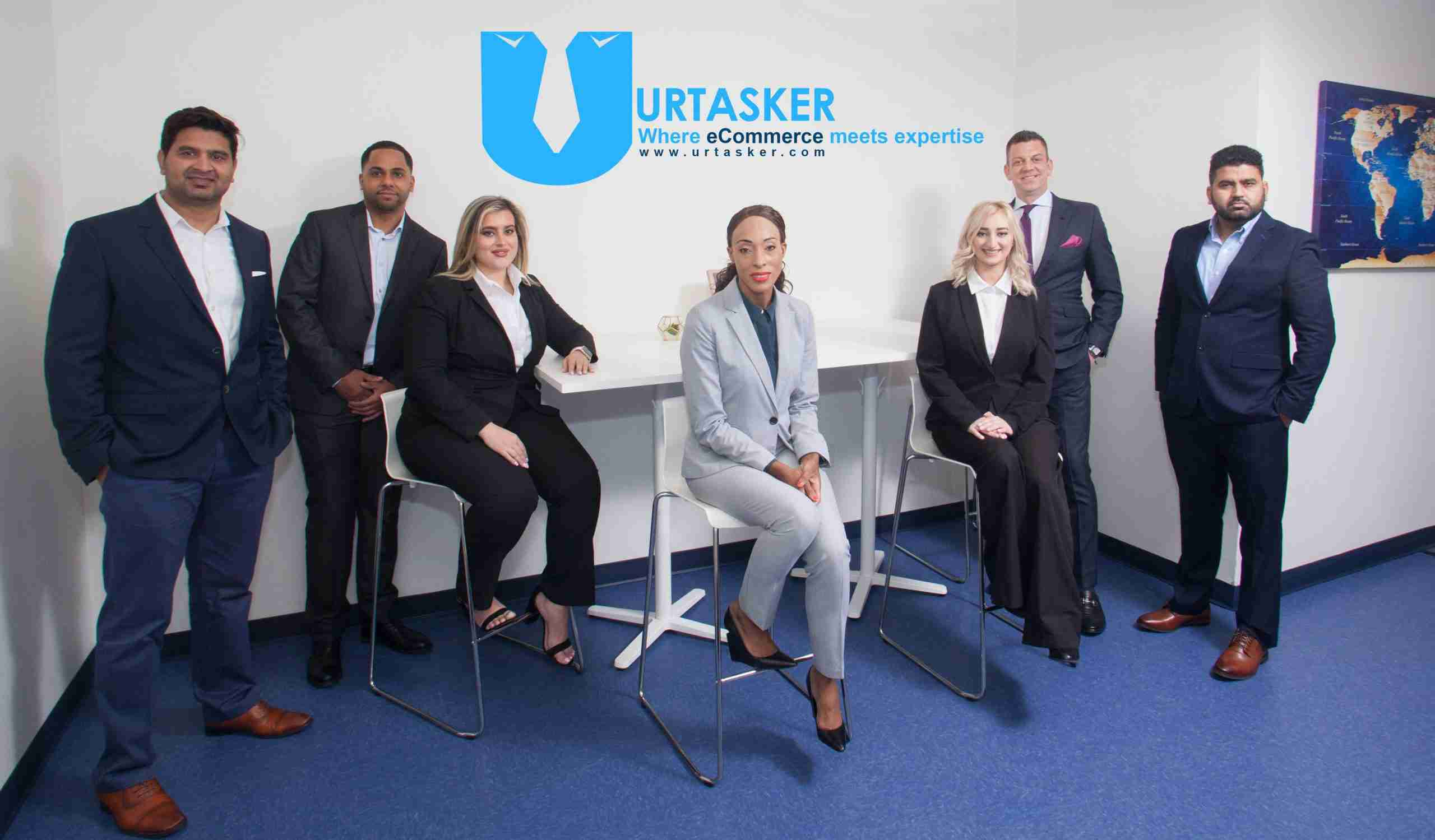 Urtasker Team picture newyork eCommerce company
